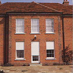Continental Style Window Amp Doorway Shutters Roller