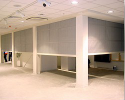 Flame Shield Fire Amp Smoke Curtains Roller Shutters