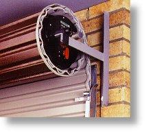 Uninsulated garage roller shutter doors roller shutters for Roll up garage door motors