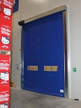 High Speed Flexible Doors