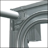 Helix High Speed Insulated Spiral Sectional Door