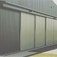 Kingfisher Sliding Door