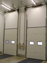 SD600 Insulated Sectional Overhead Door