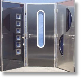 Stainless Steel Doorsets