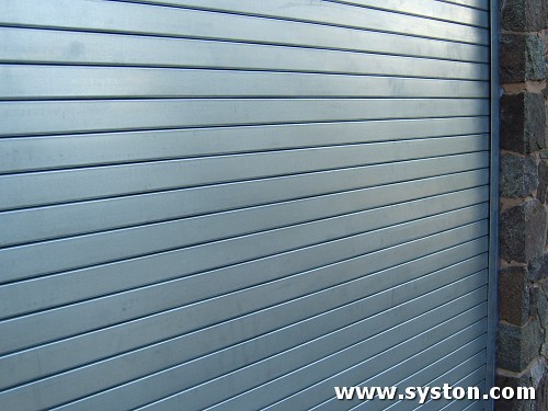 Steel Rolling Shutter with 50mm flat laths